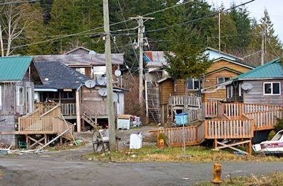 Ahousaht First Nation Housing
