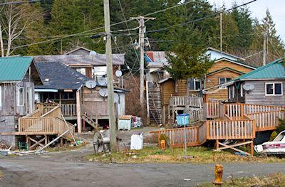 Ahousaht First Nation Housing