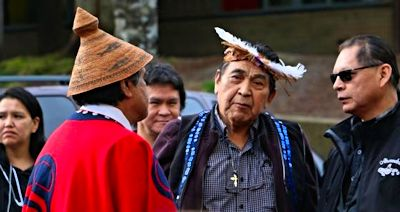 Ahousaht elders